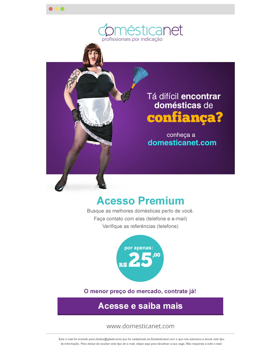 Domesticanet - E-mail Marketing campagnes clients