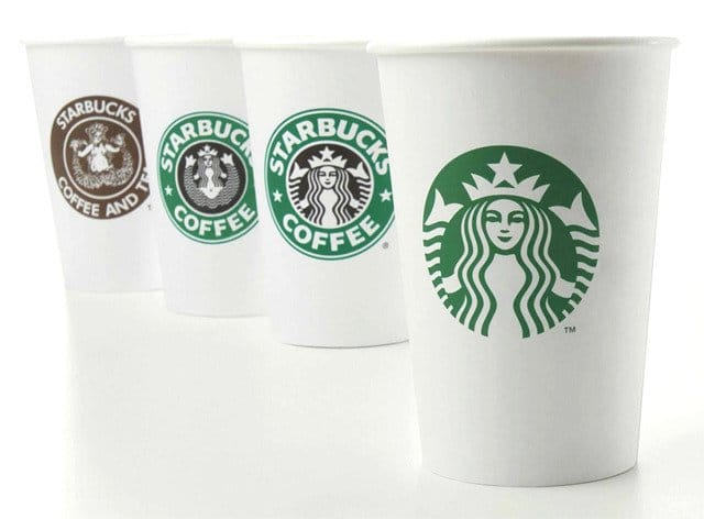 Identidade Visual Starbucks